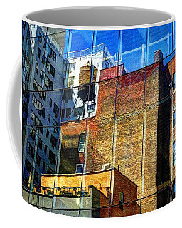 Reflections On 9th Street Coffee Mug