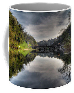 Reflections On Adda River Coffee Mug