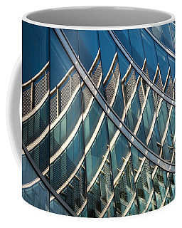 Reflections On Building Windows Coffee Mug