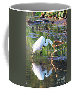 Reflections On Wildwood Lake Coffee Mug