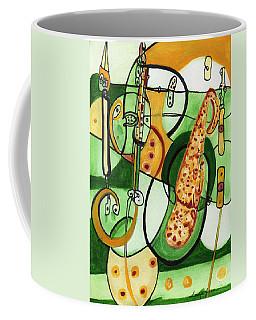 Reflective #9 Coffee Mug