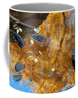 Coffee Mug featuring the photograph The Melting Pot by Jim Garrison
