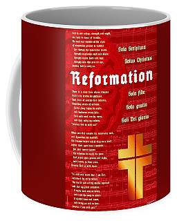 Reformation Coffee Mug