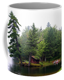 Coffee Mug featuring the photograph Refuge by Adrian LaRoque