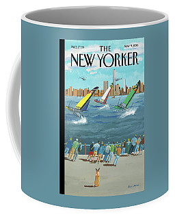 Reggata On The Hudson Coffee Mug