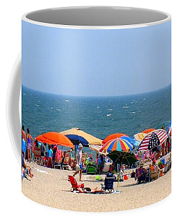Rehobath Beach Delaware Coffee Mug by Patti Whitten