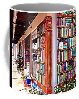 Rehoboth Beach Browseabout Books Coffee Mug
