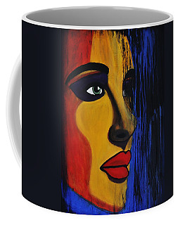 Reign Over Me 2 Coffee Mug by Michael Cross
