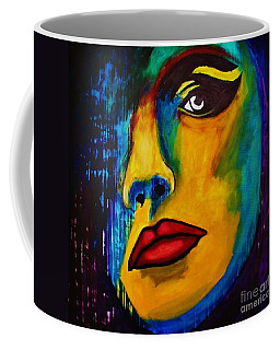 Reign Over Me Coffee Mug by Michael Cross