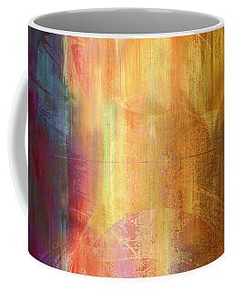 Reigning Light - Abstract Art Coffee Mug