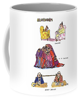 Relationships Coffee Mug