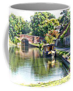 Coffee Mug featuring the photograph Relaxation by Paul Gulliver