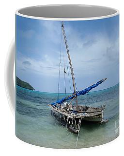 Relaxing After Sail Trip Coffee Mug