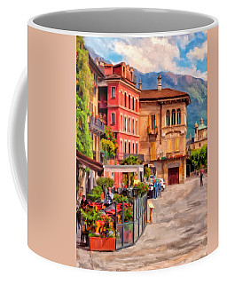Relaxing In Baveno Coffee Mug