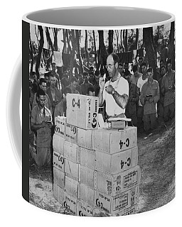 Religion In War Coffee Mug