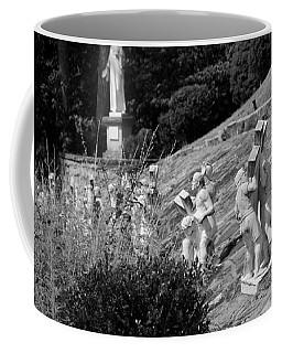 Religious Statues Coffee Mug