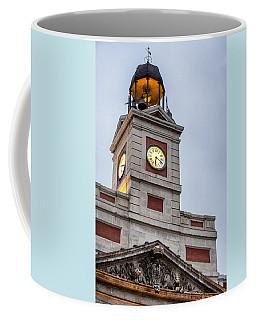 Reloj De Gobernacion 2 Coffee Mug