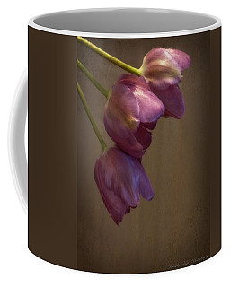 Coffee Mug featuring the photograph Remaining Glory by Lucinda Walter