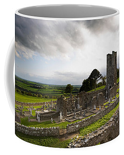 Remains Of The Church On St Patricks Coffee Mug