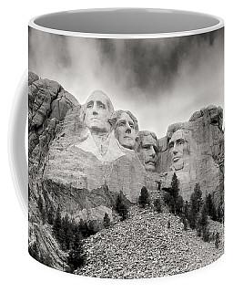 Remarkable Rushmore Coffee Mug