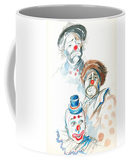Remember The Clowns Coffee Mug