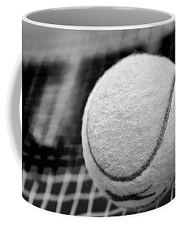 Remember The White Tennis Ball Coffee Mug