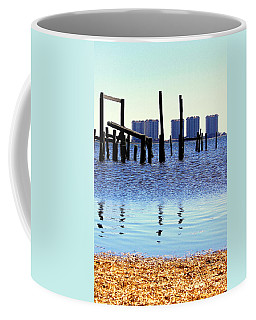 Coffee Mug featuring the photograph Reminders by Faith Williams