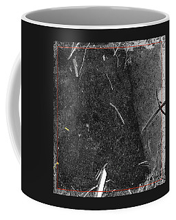 Coffee Mug featuring the photograph Remnants Viii by Paul Davenport