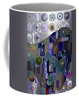 Remodern Dream Abstractor  Coffee Mug