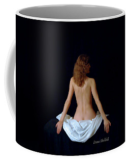 Rennaisance Woman Coffee Mug by Donna Blackhall