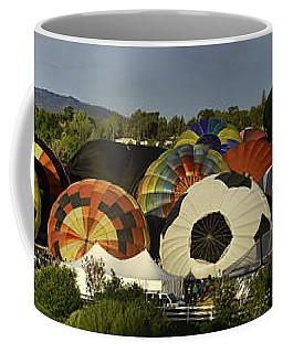 Reno Balloon Race Panorama Coffee Mug