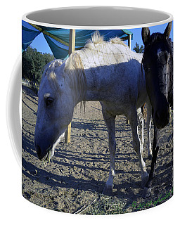 Rescued Mustangs Coffee Mug