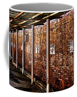 Reserved Parking 1t Coffee Mug by Greg Jackson