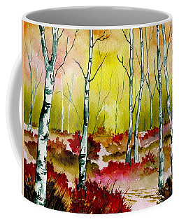 Resplendent Woods Coffee Mug