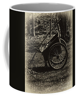 Coffee Mug featuring the photograph Rest Awhile by Mark Myhaver