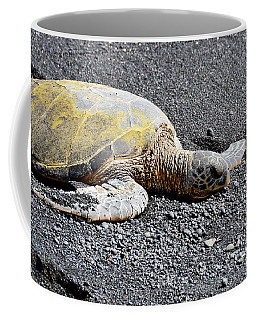 Rest Time Coffee Mug by David Lawson