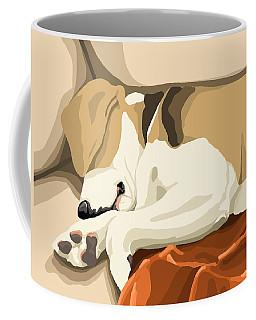 Rest Coffee Mug by Veronica Minozzi