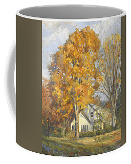 Restful Autumn Coffee Mug