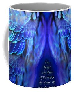 Psalm 91 Wings Coffee Mug