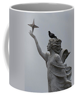 Coffee Mug featuring the photograph Resting by Beth Vincent