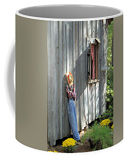 Coffee Mug featuring the photograph Resting by Gordon Elwell