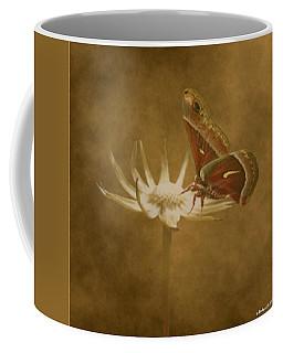 Resting Moth Coffee Mug