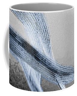 Resting On A Feather Coffee Mug by Bob Orsillo
