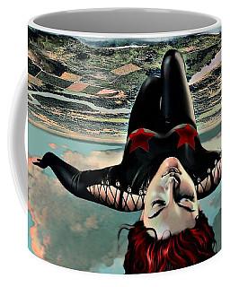 Resting On Clouds Coffee Mug