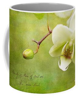 Reticent Coffee Mug