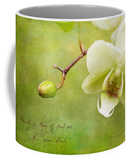 Reticent Coffee Mug