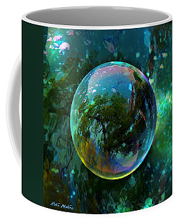 Reticulated Dream Orb Coffee Mug