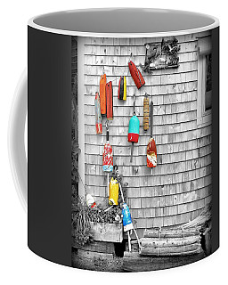 Retired Buoys Coffee Mug