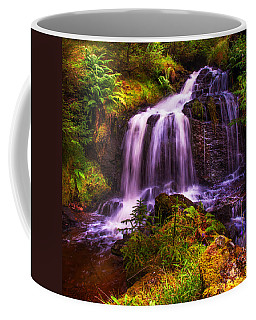 Retreat For Soul. Rest And Be Thankful. Scotland Coffee Mug