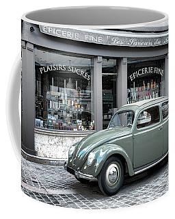 Retro Beetle Coffee Mug